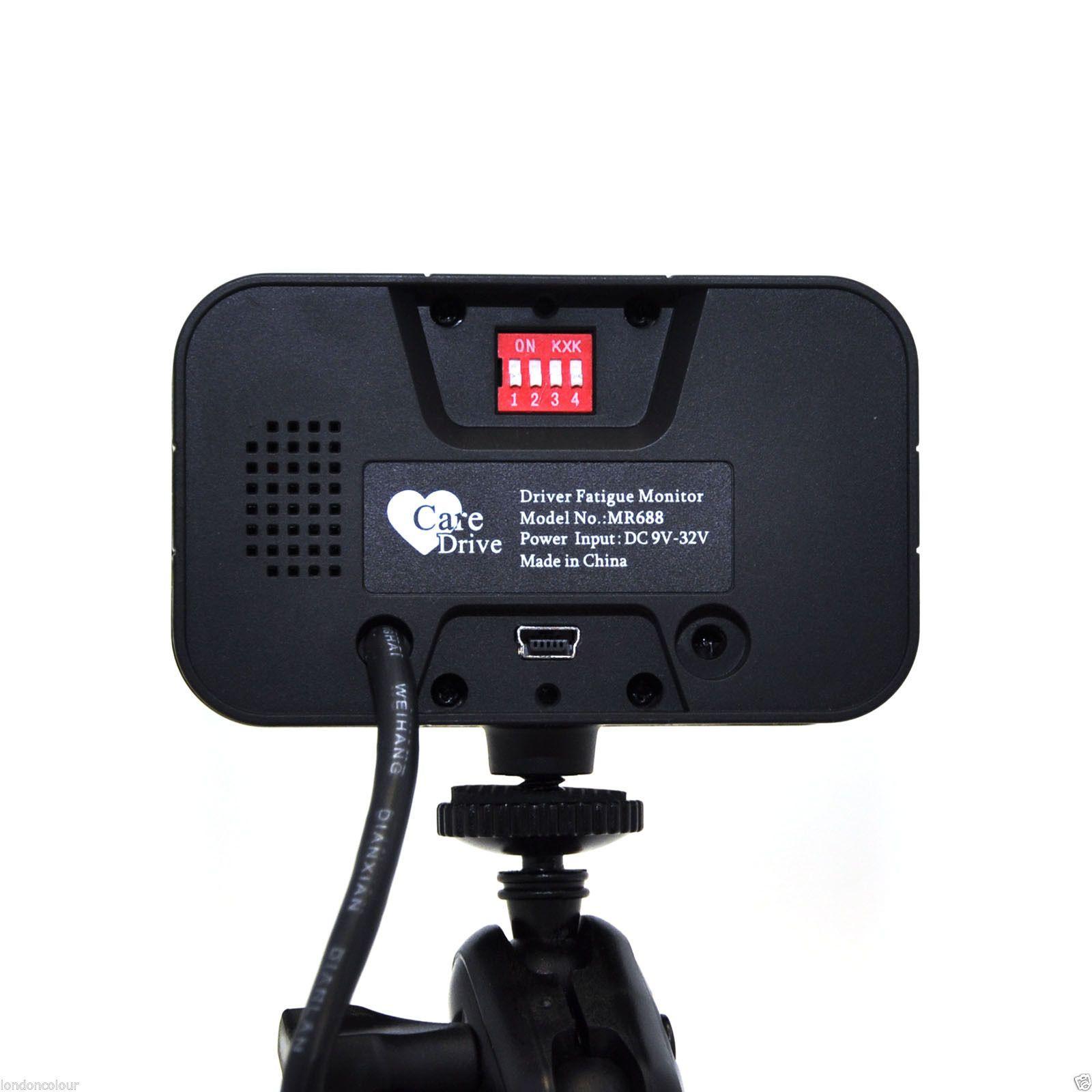 Driver Fatigue System Civil Standard Version built-in GPS
